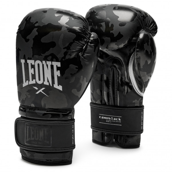GN327 Boxhandschuhe Camoblack