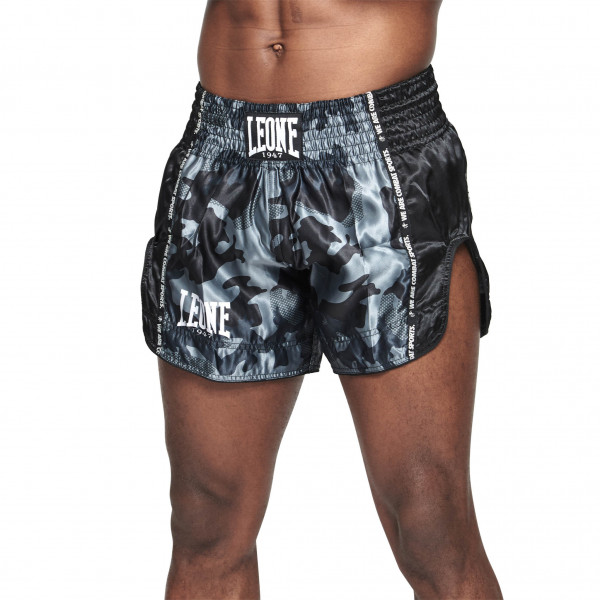 AB961 Thai-Kick Short Camo
